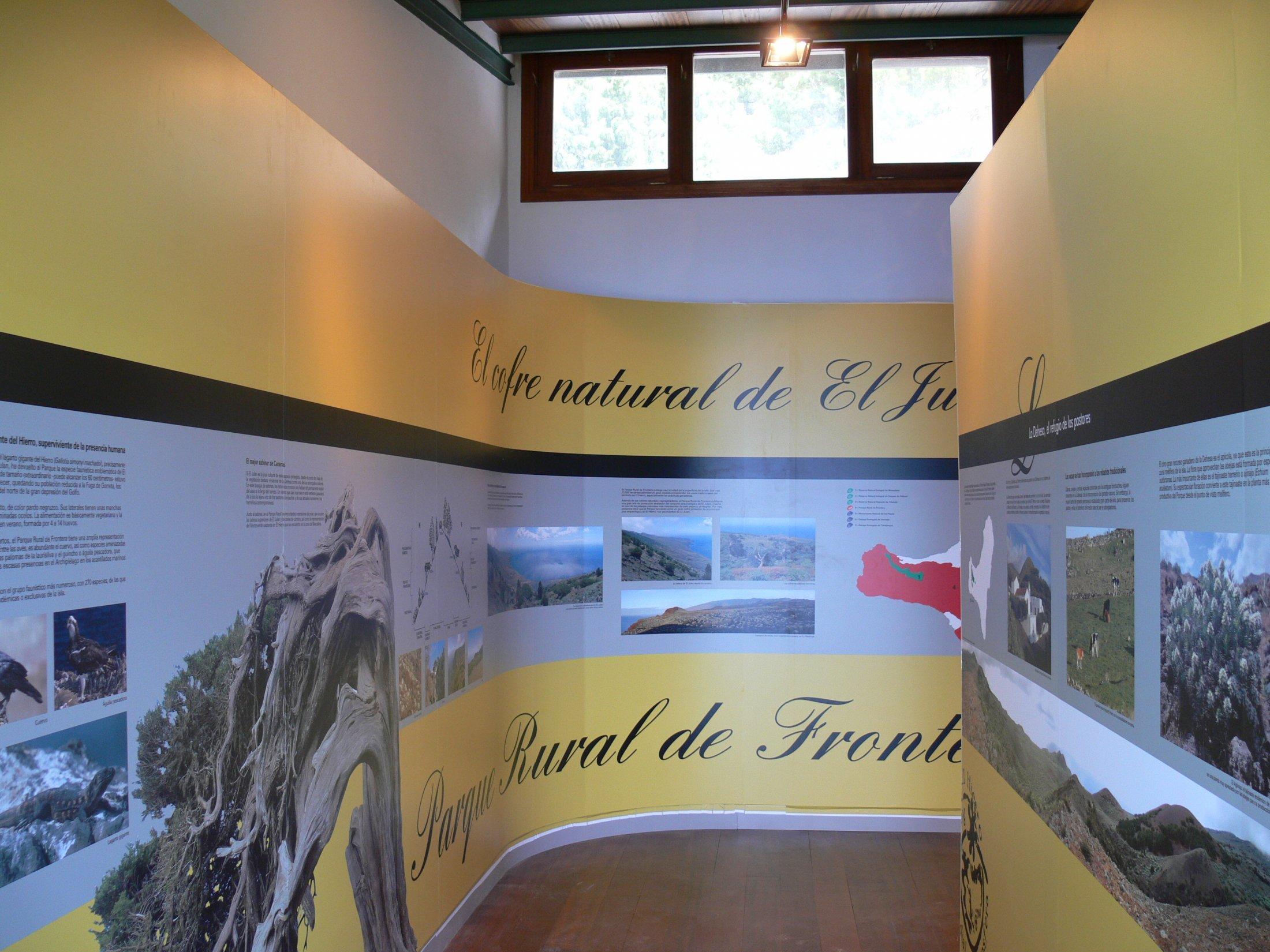 Centro de Interpretación el yacimiento arqueológico de El Julan, El Pinar, El Hierro