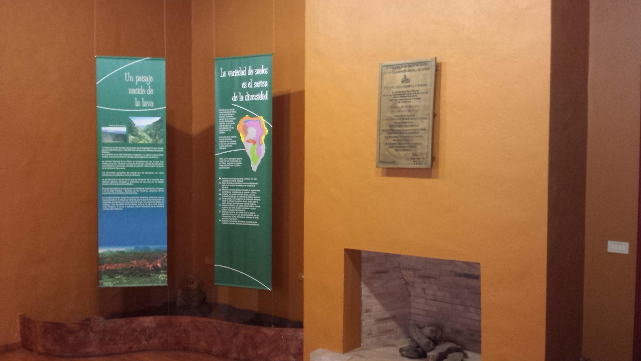 Centro de Interpretación de Los Tilos, La Palma