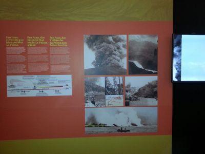 Centro de Interpretación del Volcán de San Antonio, Fuencaliente, La Palma