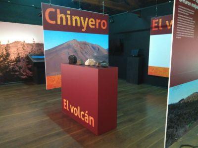 Centro de Visitantes del Volcán Chinyero, Santiago del Teide