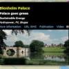 Blenheim Palace goes to renewable energy