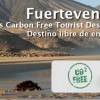 Carbon-Free island in tourist transport