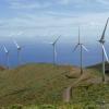 © Gorona del Viento. Wind-hydro plant.