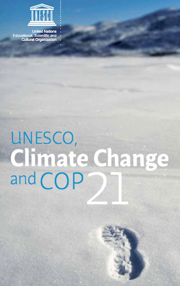 UNESCOclimatecop21